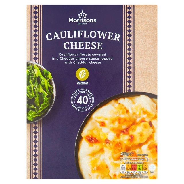 Morrisons Cauliflower Cheese