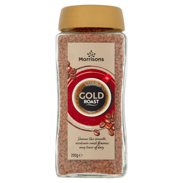 Morrisons Morrisons Gold Instant Coffee 200gproduct