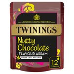 Twinings Nutty Chocolate Assam Tea 12s