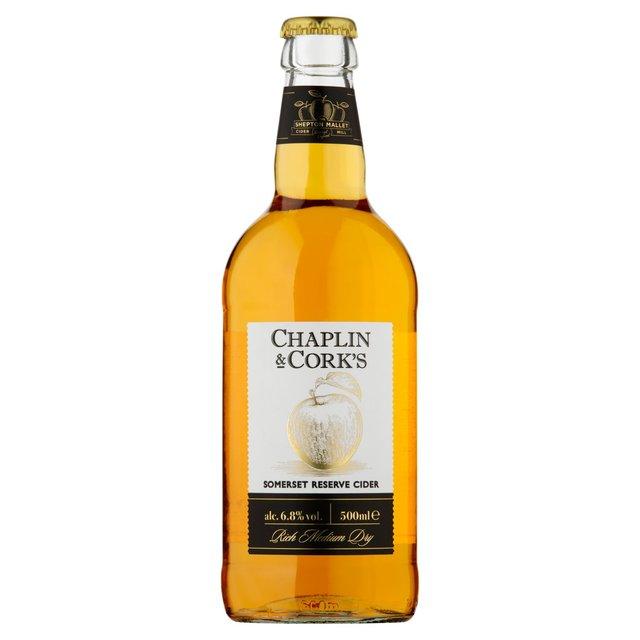 Chaplin & Corks Somerset Cider