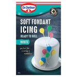 Dr. Oetker Ready to Roll Soft Fondant White Icing