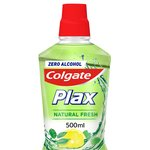 Colgate Plax Natural Mouthwash