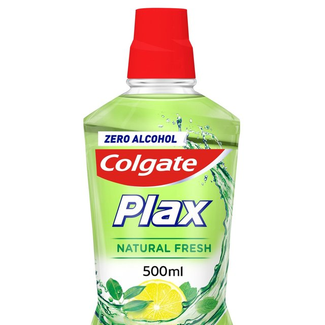 Plax Mouth Wash