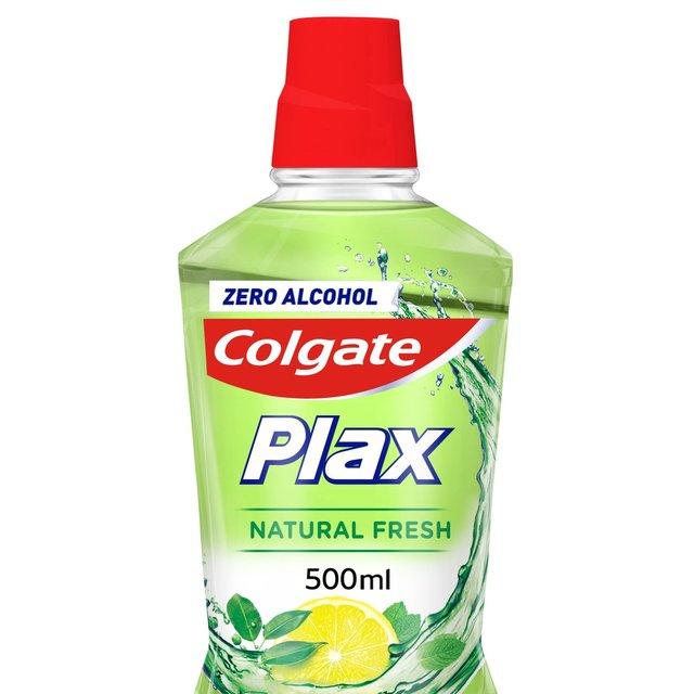 Plax Mouth Wash