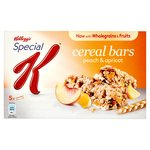Kellogg's Special K Cereal Bar Peach & Apricot