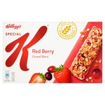 Kellogg's Special K Cereal Bars Red Berries