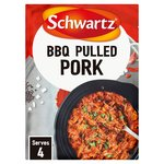 Schwartz Slow Cooker BBQ Pulled Pork