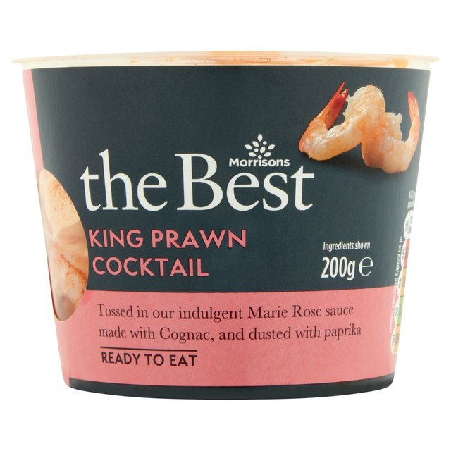 Morrisons The Best Prawn Cocktail