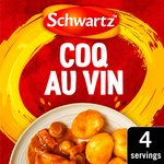 Schwartz Coq Au Vin Authentic Mix