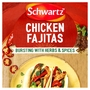 Schwartz Chicken Fajita Authentic Mix