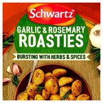 Schwartz Garlic & Rosemary Roasties