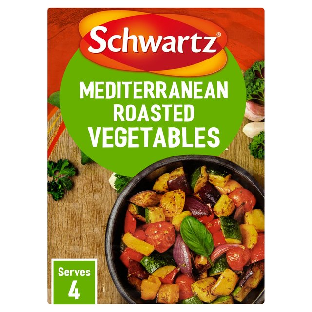 Schwartz Make It Fresh Roasted Vegetables