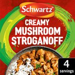 Schwartz Make It Fresh Mushroom Stroganoff