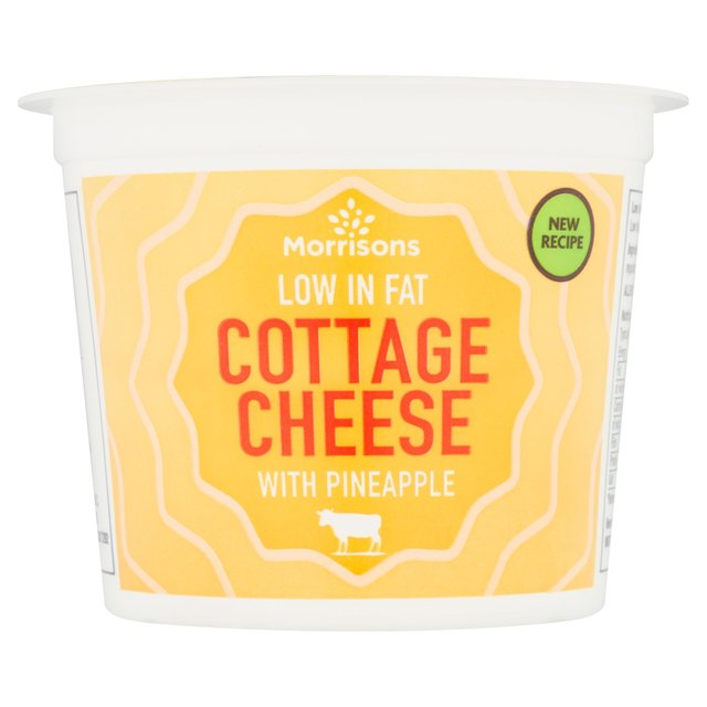 Morrisons Pineapple Cottage Cheese