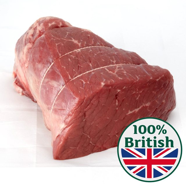 Morrisons The Best Traditional British Beef Topside Joint