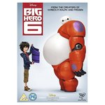 Disney - Big Hero 6 DVD (PG)