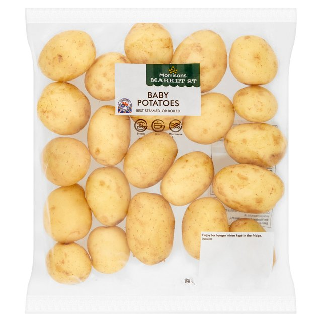 Morrisons Baby Potatoes