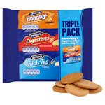 McVitie's Triple Pack