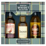 Whisky Selection Gift Set