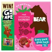 Bear Raspberry Yoyo