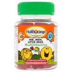 Haliborange Vitamin Mr Happy Softie 30'S