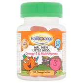 Haliborange Omega 3 Mr. Clever Softies 30s