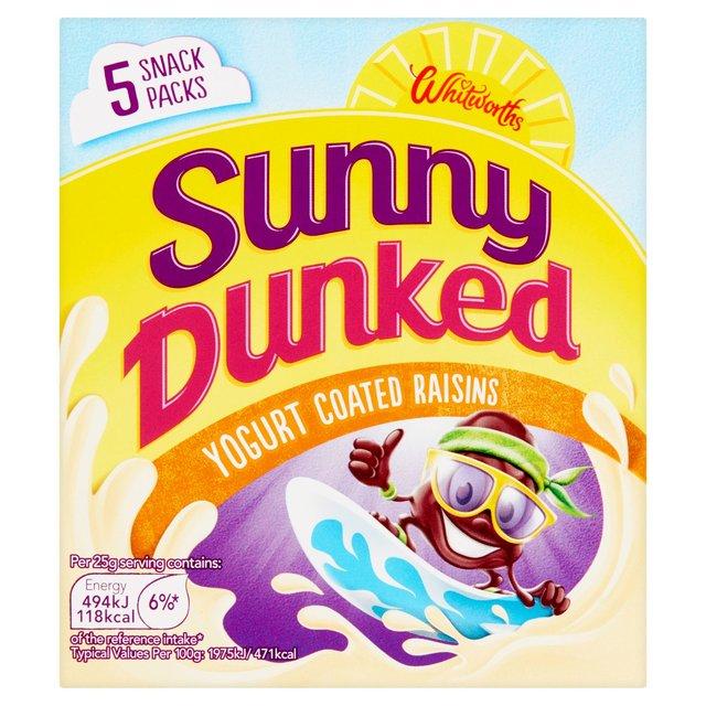 Sunny Yogurt Coated Raisins