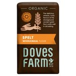 Doves Farm Organic Whole Meal Spelt Flour