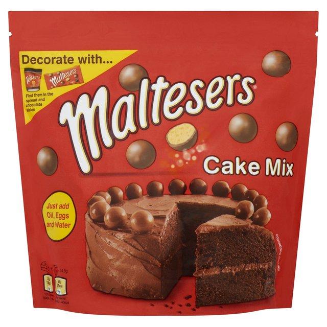 New On The Shelves New Cake Mizes