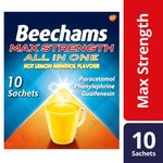 Beechams Ultra All in One Lemon