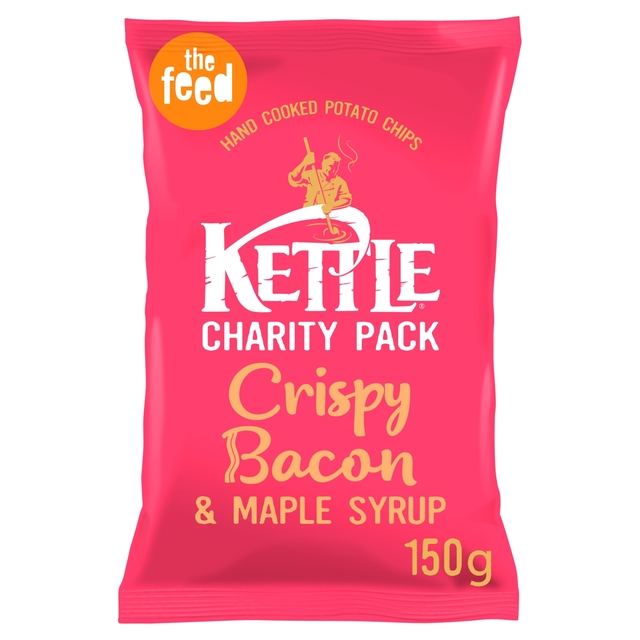Bacon maple kettle chips