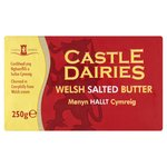 Castle Dairies Welsh Salted Butter