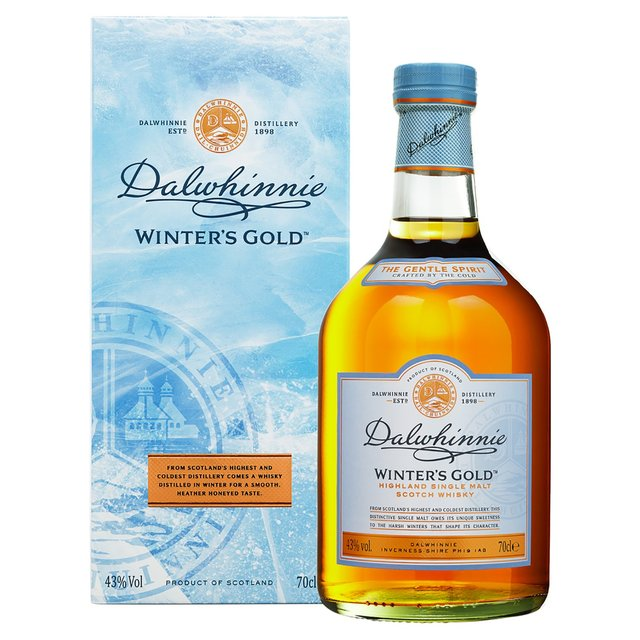 Dalwhinnie Winters Gold Single Malt Scotch Whisky