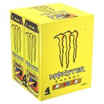 Monster Rossi Energy Drink