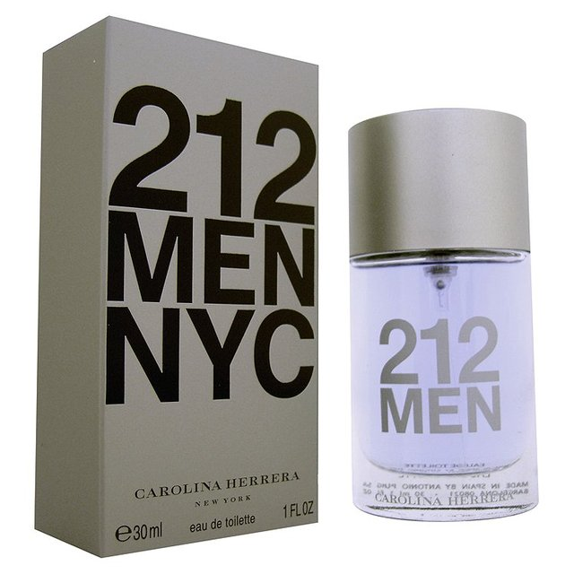 Carolina Herrera 212 Mens Edition Spray