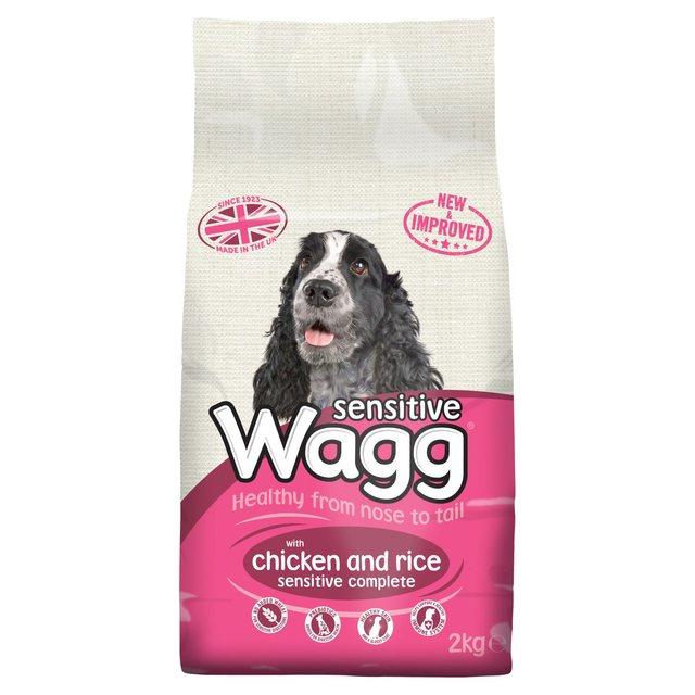 Wagg Sensitive Dog Food