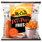 McCain Spicy Peri Peri Fries