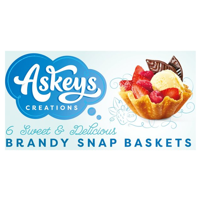 Askeys Brandy Snap Baskets
