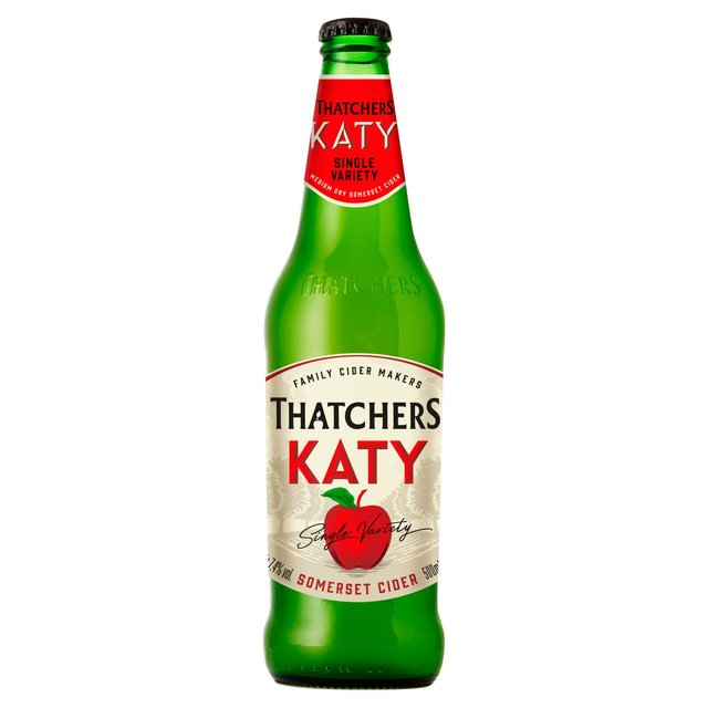 Thatchers Katy. Delivered Chilled