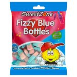 Sweetzone Fizzy Blue Bottles Bag