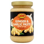 Ktc Minced Paste Ginger/Gar