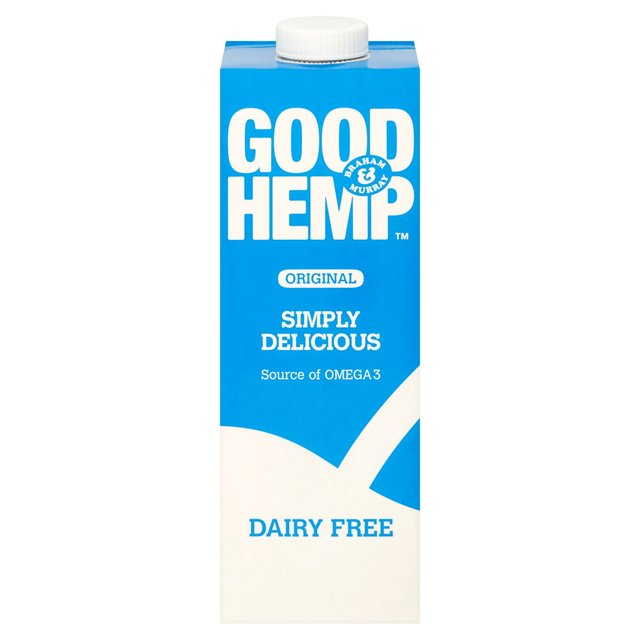 Good Hemp Long Life Original Milk Alternative