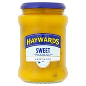 Haywards Sweet & Mild Piccalilli