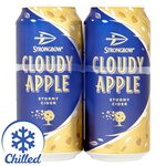 Strongbow Cloudy Apple Cider Can