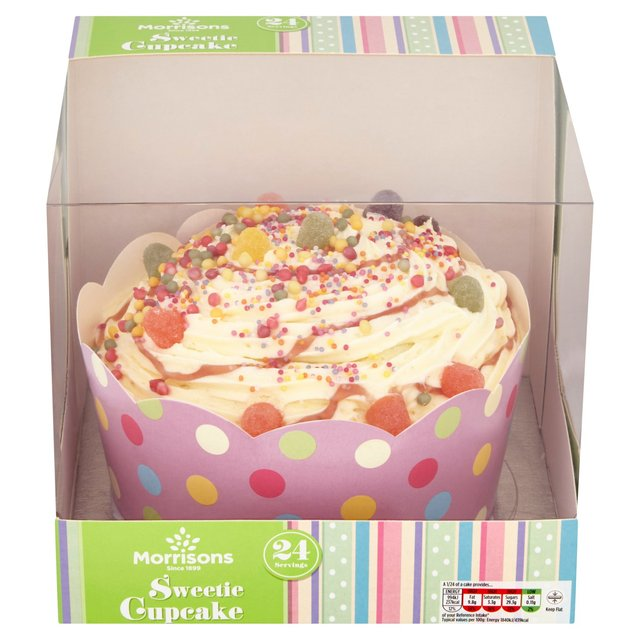 Morrisons Chocolate Cake