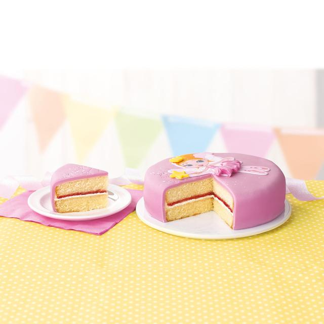 Morrisons Morrisons Princess Celebration Cake Product Information