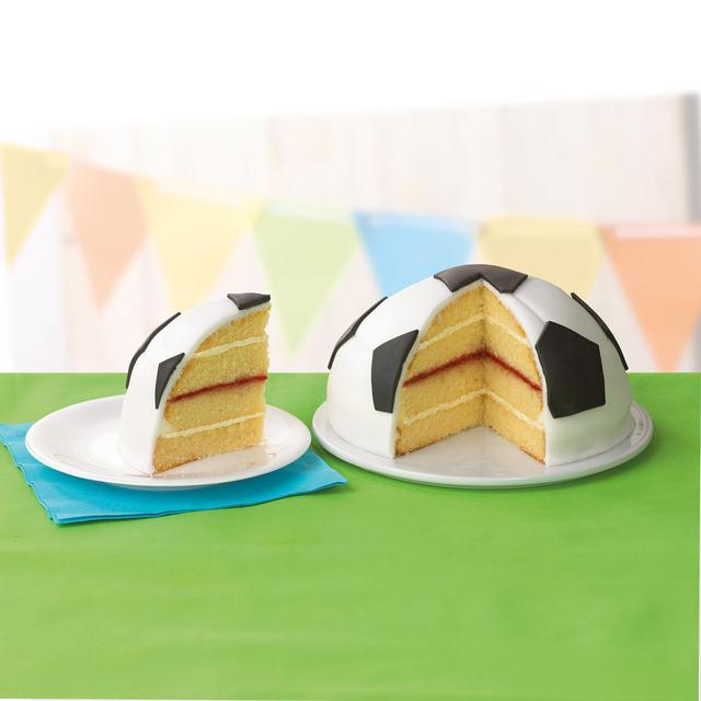 Morrisons Morrisons Football Celebration Cake Product Information