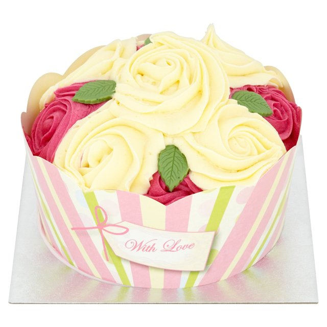 Giant Cupcake Birthday Cake Morrisons