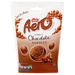Aero Milk Chocolate Bubbles Sharing Bag