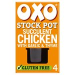 Oxo Stock Pot Succulent Chicken with Garlic & Thyme